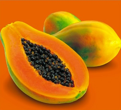 papaya tropical fruit bali