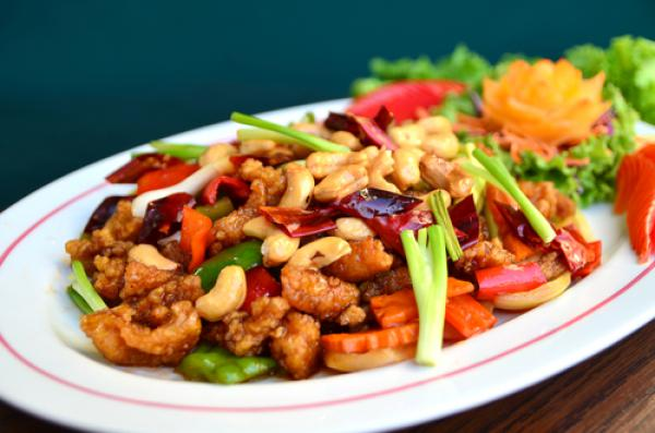 Lovina restaurant Jasmine kitchen Thai food
