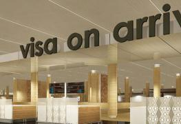 Bali Airport - visa on arrival