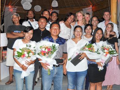 Villa Bossi in Bali celebrates 10th anniversary
