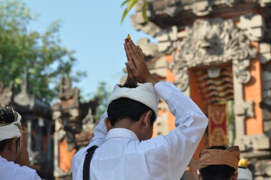 Nyepi Bali Day of Silence